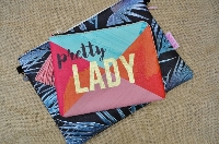 Pretty Lady Pouch by House of Disaster